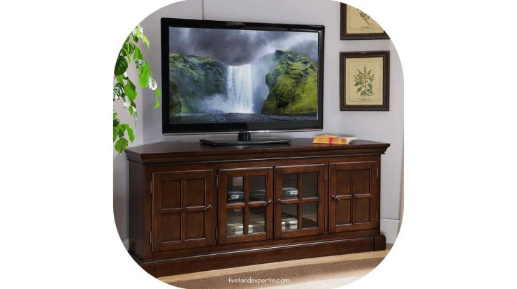 coner tv stand mini
