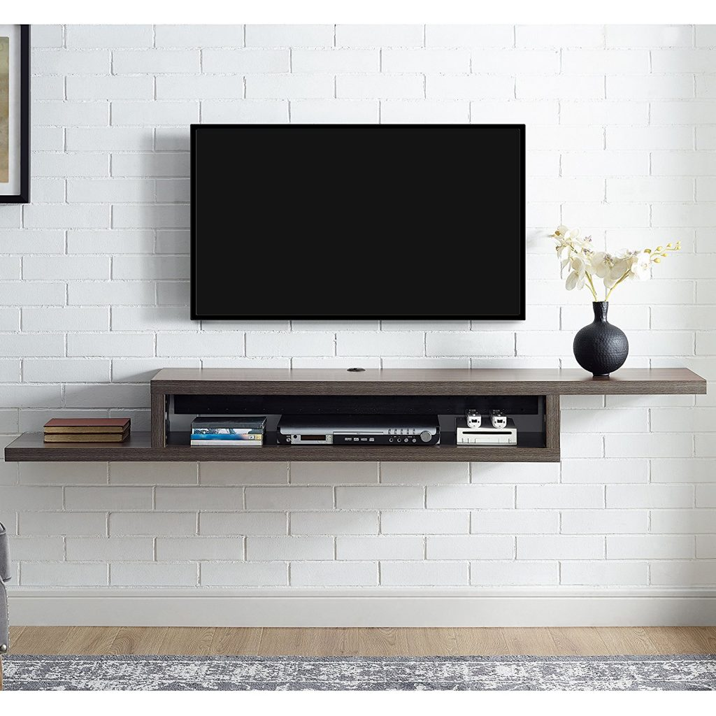Floating TV Stand 1