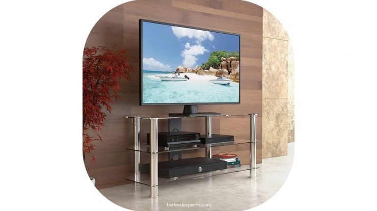 Glass TV Stand mini