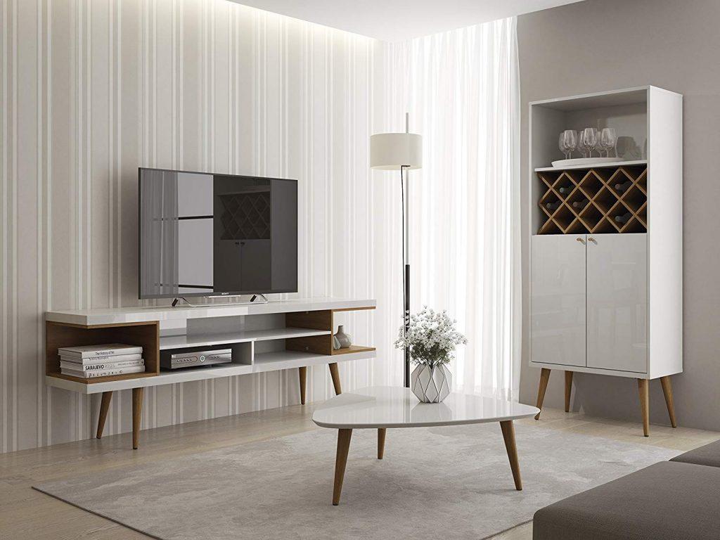 Modern Mid Century TV Stand 1
