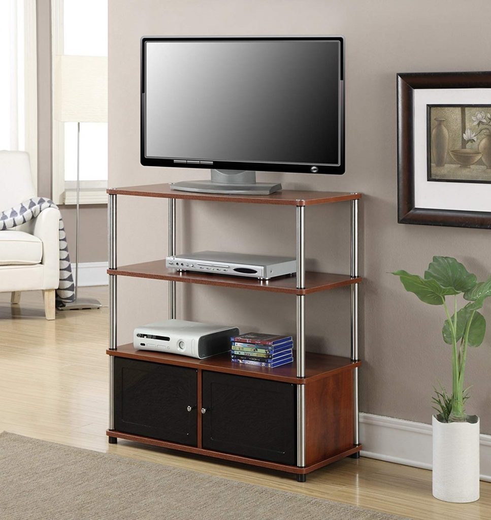 Tall TV Stand 1
