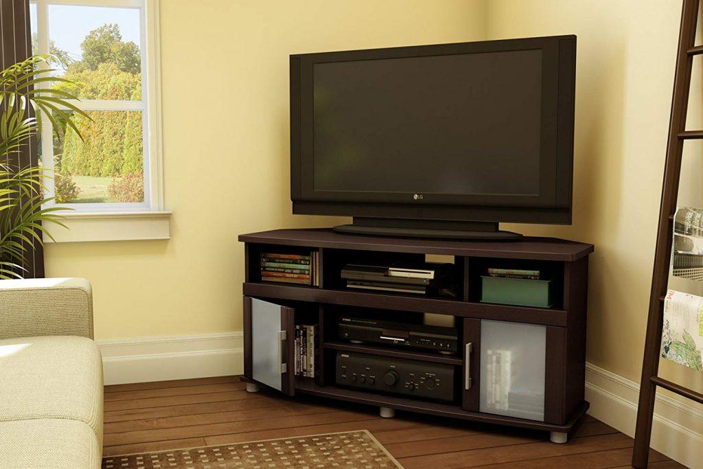 coner Wooden TV Stand 1