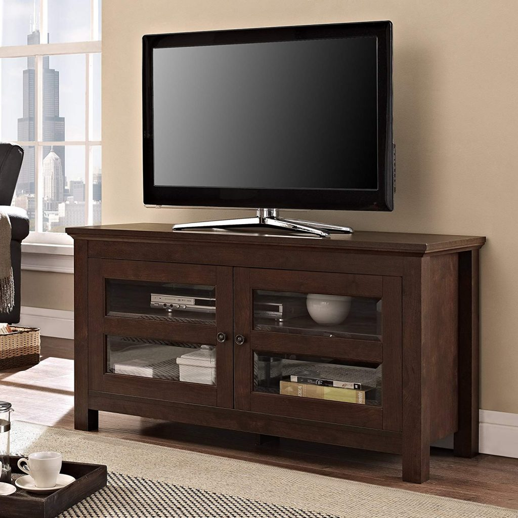 wooden tv stands 1